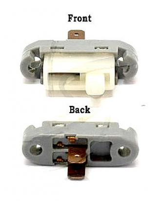 Suzuki GS 500 EW (French Market) 98 Clutch Switch