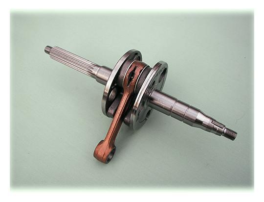 Quadzilla R100 (100cc) 06-07 Klikový hřídel