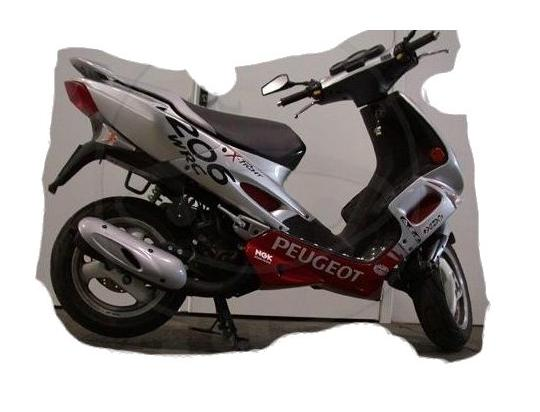 peugeot speedfight 2 liquid cooled 50cc - heng tong caliper 00-08