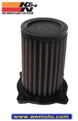 Suzuki GS 500 EW (French Market) 98 Air Filter K&N - Performance and Washable
