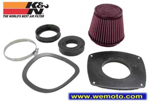 Suzuki GSXR 750 K (GR77A/GR77D) Slingshot 89 Air Filter K&N - Performance and Washable