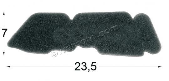 Derbi GP1 50 10 Vzduchový filtr