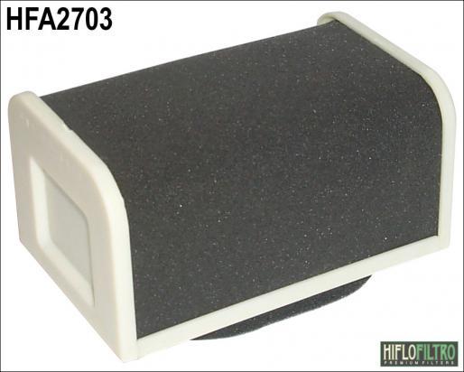 Kawasaki Z 400 FII (ZX 400 C4 Spanish Market) 91 Air Filter HiFlo