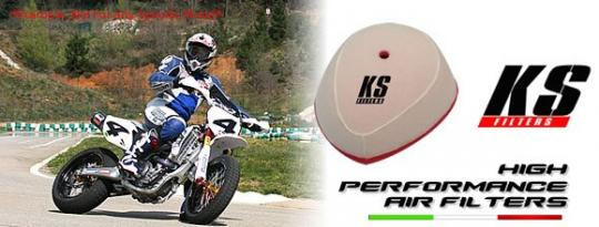 KS Performance Foam Reusible Air Filter KTM 125 144 SX 07-10 250 SX 250 SX-F 07-10 350 SX-F 2010- KSOFF006