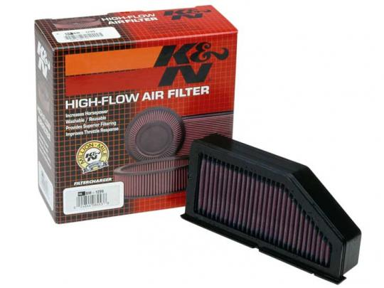 BMW K 1200 GT (K41) 03-04 Air Filter K&N - Performance and Washable