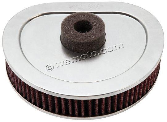 Harley Davidson FXSTS 1340 Springer Softail 92 Vzduchový filtr sportovní - K&N