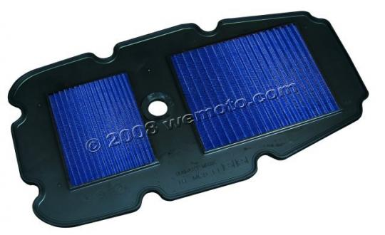 how to change air filter honda transalp pictures