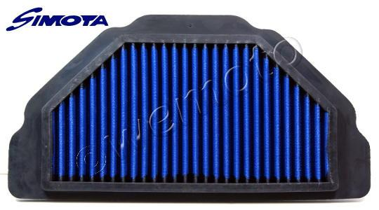 Kawasaki ZX-6R (ZX 636 A1P) 02 Air Filter Simota - Performance and Washable
