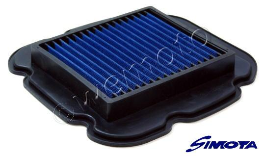 Suzuki DL 650 AL6 V-Strom ABS 16 Air Filter Simota - Performance and Washable