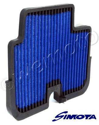 Kawasaki ER-6 F DBF (ABS) 11 Air Filter Simota - Performance and Washable
