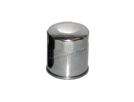 Kawasaki ER-6 F DBF (ABS) 11 Oil Filter HiFlo - Chrome