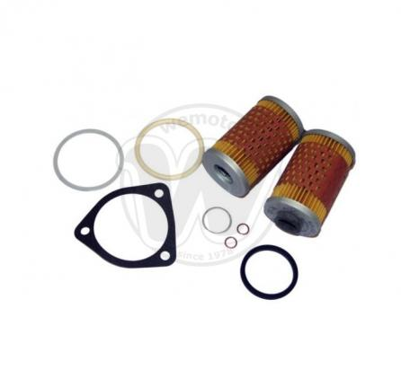 BMW R 100/7   (Single disc) 76-77 Oil Filter Pattern