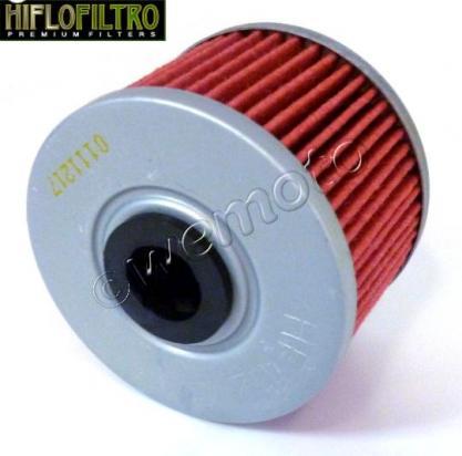 Kawasaki KLX 125 DAF D-Tracker 10 Olejový filtr HiFlo