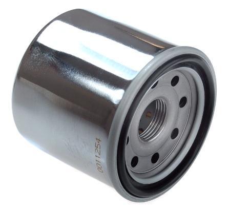 Kawasaki ZX-6RR (ZX 600 M1) 04 Oil Filter HiFlo - Chrome