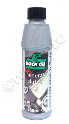 KTM SX 85 (Small Wheel) 05-06 Olio Idraulico Minerale 250ml - Rock Oil