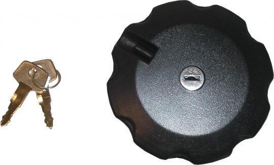 Honda XR 80 Z/A/B/C 79-82 Fuel Cap with Spare Key