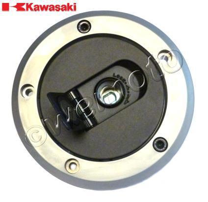 Kawasaki ZX-6RR (ZX 600 M1) 04 Fuel Cap OEM