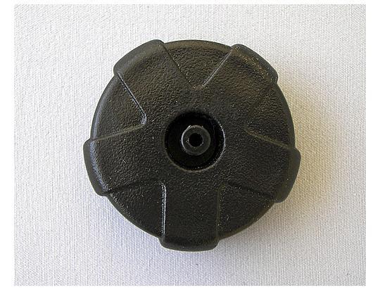 Quadzilla R100 (100cc) 06-07 Víčko nádrže - černé