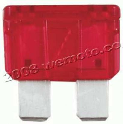 Honda CRF 125 FB (Big Wheel) 17 Fuse 10 Amp - Blade