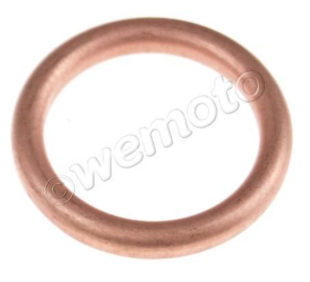Suzuki EN 125 (Spoke Wheels) 04-06 Exhaust Gasket Front - Copper