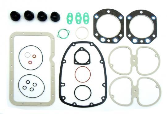 BMW R 45/45 N    (Single disc with Brembo caliper) 78-80 Sada těsnění motoru - kompletní (výrobce - Athena, Itálie)