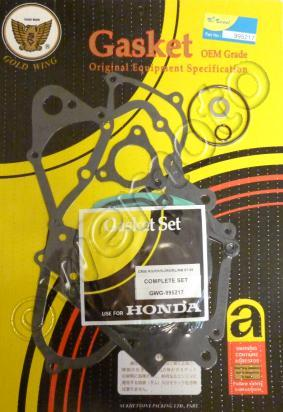 Honda CR 80 RH 87 Gasket Set - Full - Pattern