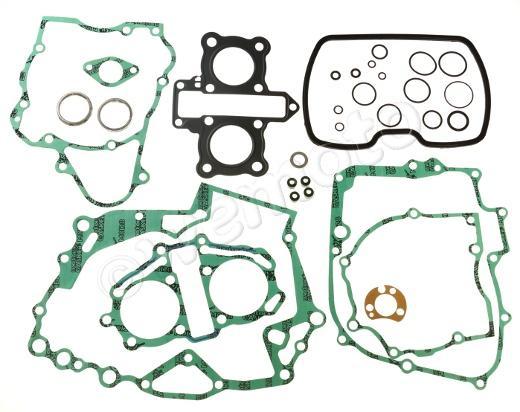 Honda CD 125 T  Benly (6 Volt) 78-79 Gasket Set - Full - Athena Italy
