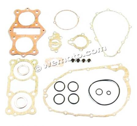 Kawasaki Z 440 LTD (KZ 440 A2) 81 Gasket Set - Full - Pattern