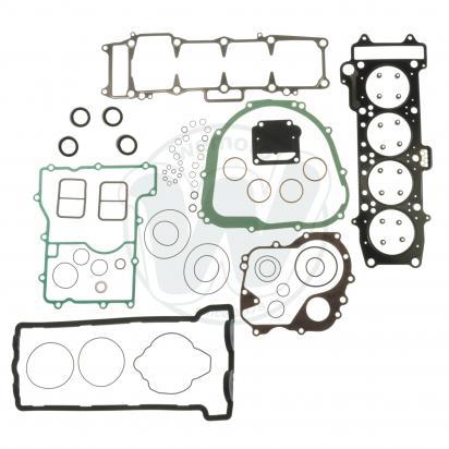 Kawasaki ZX7-R (ZX 750 P4/P5/P6/P7) 99-03 Gasket Set - Full - Athena Italy