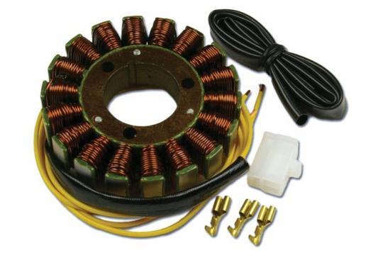 Honda SES 125-3 Dylan 03 Generator - Stator - by Electrex