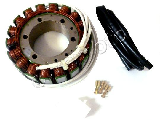 Generator alternator stator honda gl500 cx500ec vt750 for Honda vs yamaha generator