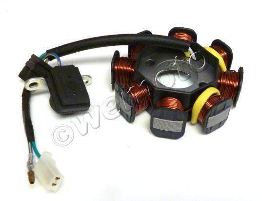 Honda Anf 125-6 Innova 06 Generator