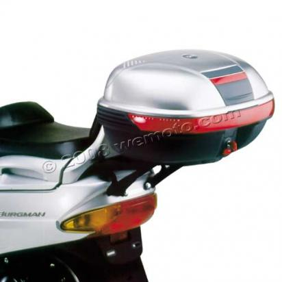 Suzuki AN 250 W/X/Y Burgman/Skywave 98-00 GIVI Luggage - Monorack Kit with Monolock Plate