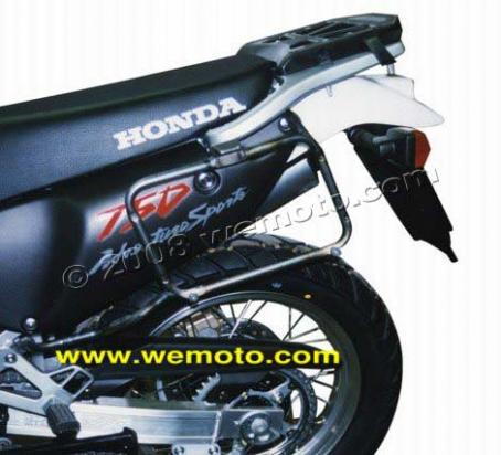 Honda XRV 750 T/V/W RD07 Africa Twin 96-98 Bagage GIVI  - Supports Tubulaires de Valises Latérales