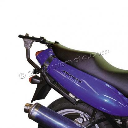 Suzuki GSX 600 F K2 02 GIVI Luggage - Monorack Kit with Monolock Plate