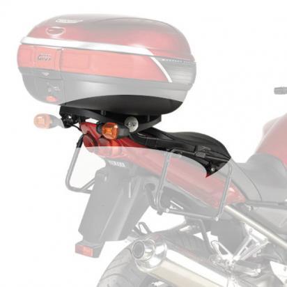 Yamaha FZS 1000 Fazer 01-03 Bagage GIVI - Kit Support Monorack avec Plaque Monokey