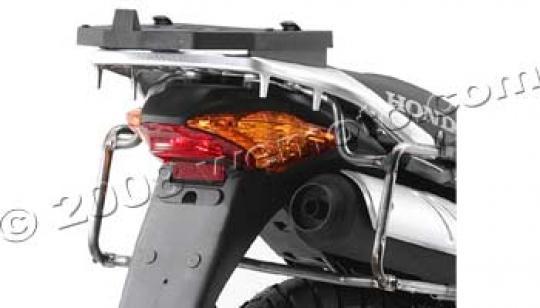Honda XL 125 V1 Varadero 01 GIVI Luggage - Monorack Kit with Monokey Plate