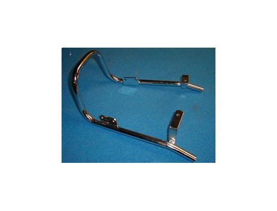 triumph thunderbird 900 t339 95-98 grab rail - chrome parts at
