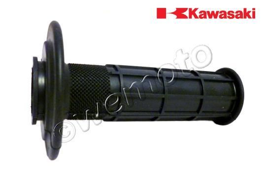 Kawasaki KX 80 E2 84 Handlebar Grip - Left - Clutch Side - OEM
