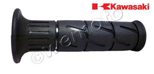 Kawasaki ZX7-R (ZX 750 P4/P5/P6/P7) 99-03 Handlebar Grip - Left - Clutch Side - OEM