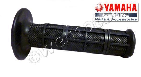 Yamaha YZ 125 H2 17 Rukojeť řídítka (heft) pravý - plynová strana (originál - OEM)