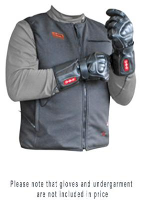 EXO² STORMRIDER Heated Body Warmer - Large (42-44 inch, 106-111cm)