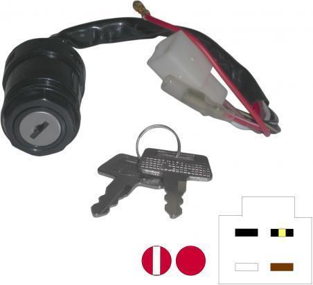 Kawasaki AE 50 A1/A2 81-82 Ignition Switch