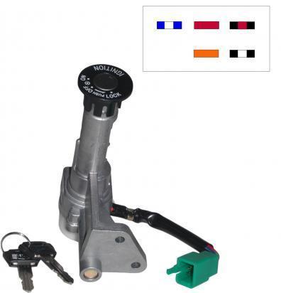 Suzuki CP 50 C 91-92 Ignition Switch