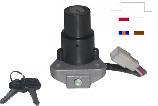 Kawasaki Z 440 LTD (KZ 440 A2) 81 Ignition Switch