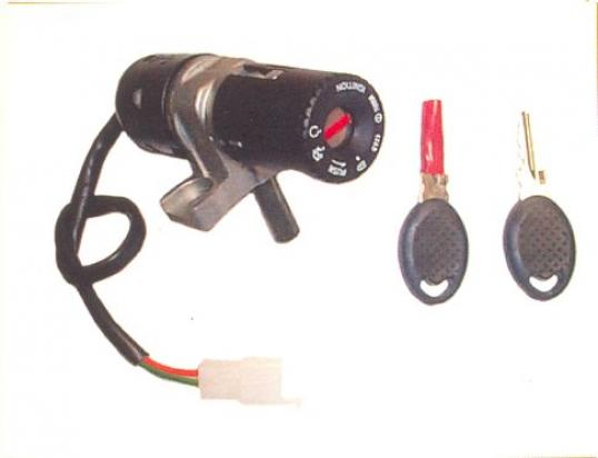 Ignition Switch Aprilia Habana 50, Habana Custom 50