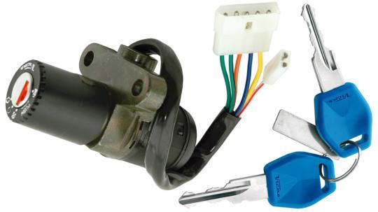 Derbi GPR 50-R 06 Interruptor de encendido