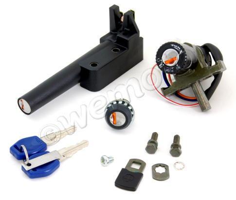 Aprilia Rally (All Models) Liquid cooled 94 Ignition Switch Plus Lock Set