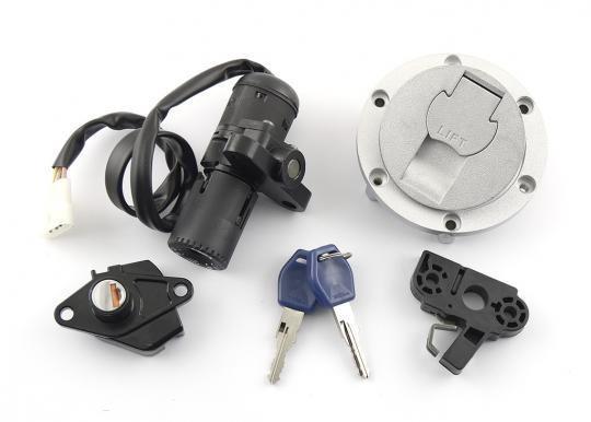 Aprilia RSV 1000 Mille R (Radial Mount Calipers) 04 Ignition Switch Plus Lock Set