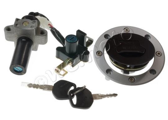 Daelim Roadwin 125 04-09 Ignition Switch Plus Lock Set - OEM Part